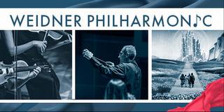 Weidner Philharmonic 2021-2022 Performance Series Announced Photo