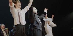 THE PHANTOM OF THE OPERA Takes First Bows in West End Return Video