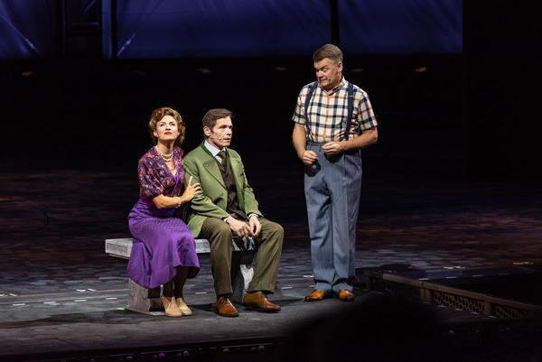 Jenny Powers, Michael Hayden, John Scherer Photo