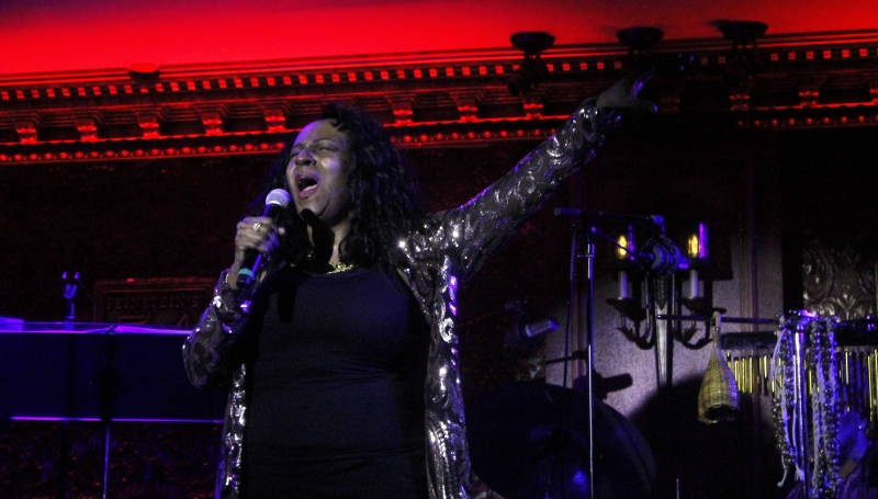BWW Review: Andre De Shields Takes 54 Below Audience To Church And Back With BLACK BY POPULAR DEMAND
