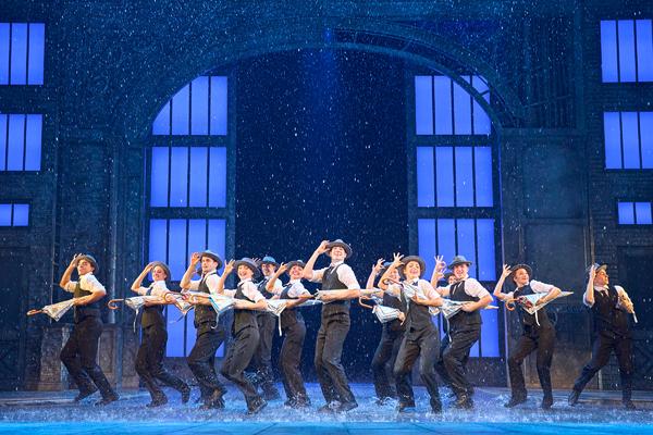 Photos: First Look at SINGIN' IN THE RAIN at Sadler's Wells