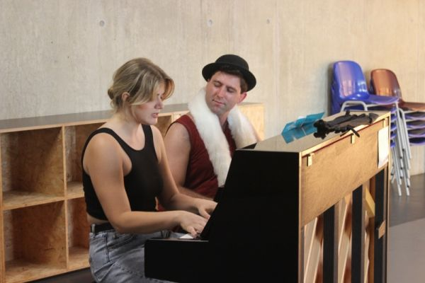 Guest Blog: Bella Bevan On Creating A One-Woman-Musical