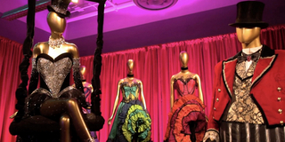 VIDEO: An Inside Look at the Spectacular Costumes on Display at the Showstoppers! Exhibiti Photo