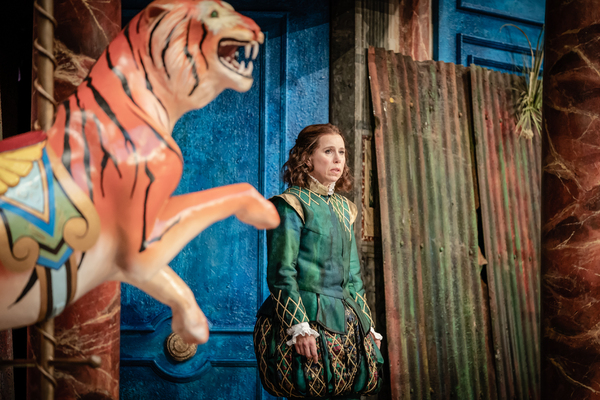 Photos: First Look at TWELFTH NIGHT at The Old Globe