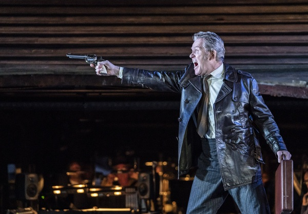 Photos: Rodgers and Hammerstein's CAROUSEL At Regent's Park Open Air Theatre