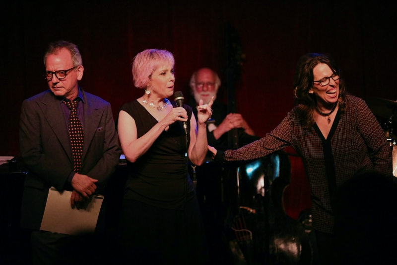 Photo Flash: Stewart Green Photographs August 3rd THE LINEUP WITH SUSIE MOSHER at Birdland