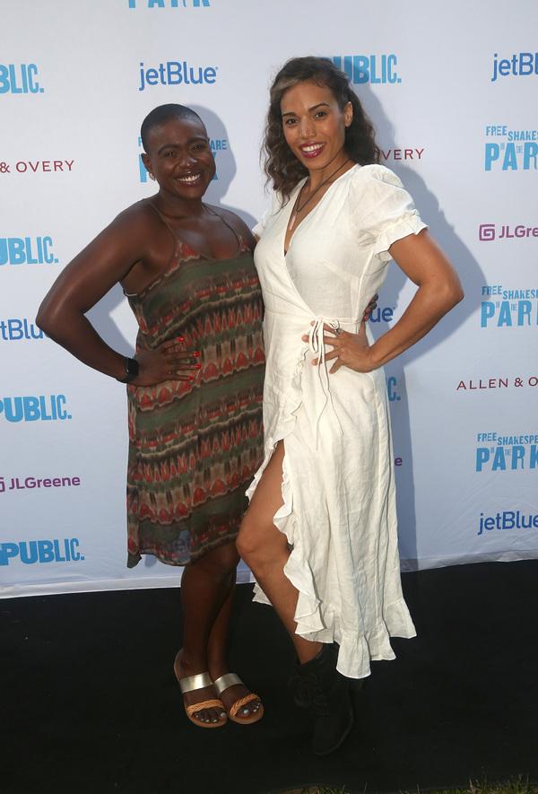 Nyla Watson and Ciara Renee  Photo