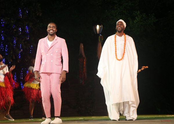 Photos: Public Theater's Shakespeare in the Park Returns with MERRY WIVES