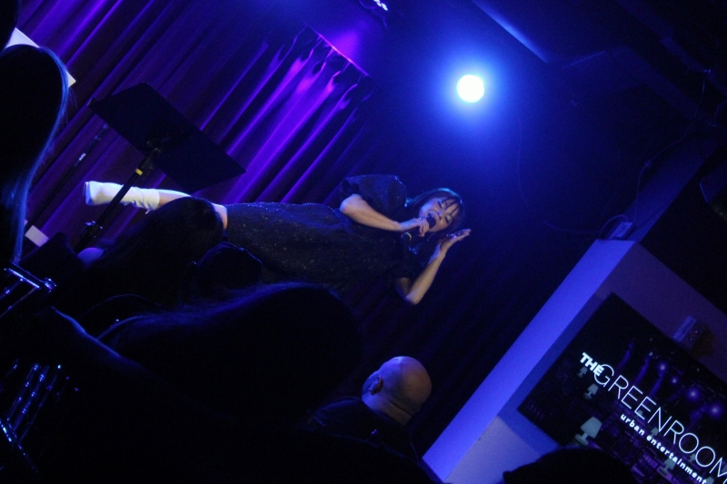 BWW Review: Sold Out Crowd Loves SO THIS IS LOVE And Eva Noblezada at The Green Room 42