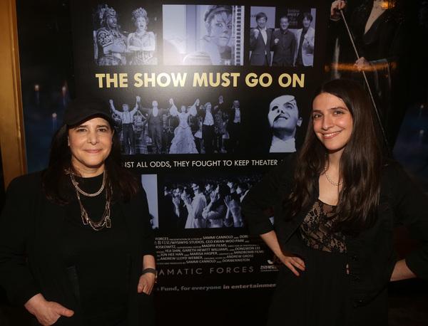 Co-Directors/Co-Producers Dori Berinstein and Sammi Cannold   Photo