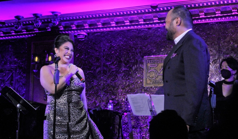 BWW Review: Maria-Christina Oliveras is Glorious in GLORY OF LOVE at Feinstein's/54 Below