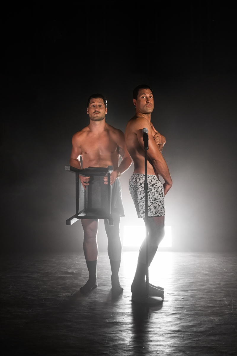 BWW Interview: Maks and Val Chmerkovskiy Talk MAKS & VAL: STRIPPED DOWN Tour, DANCING WITH THE STARS & More!