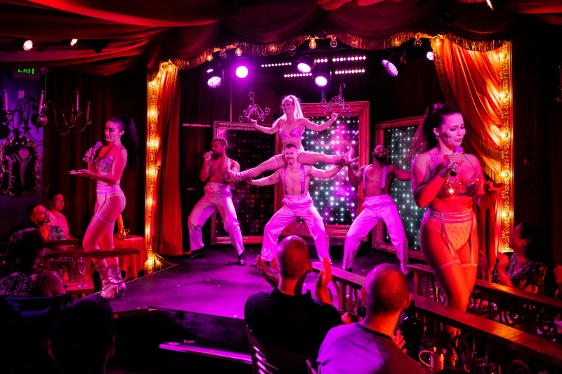 BWW Review: GLITTER GALA at The Can Can