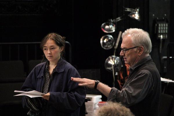 Matilda Sakamoto and Richard Nelson Photo