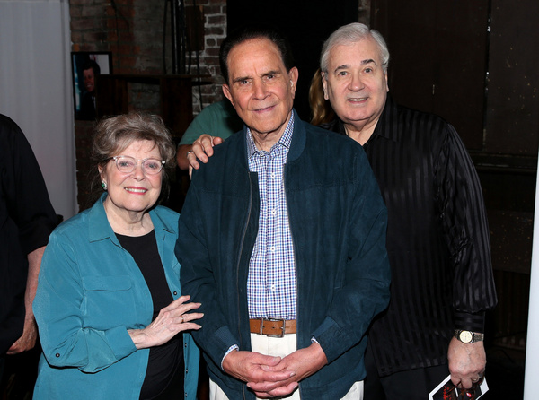 Anita Gillette, Rich Littel and Lee Roy Reams Photo