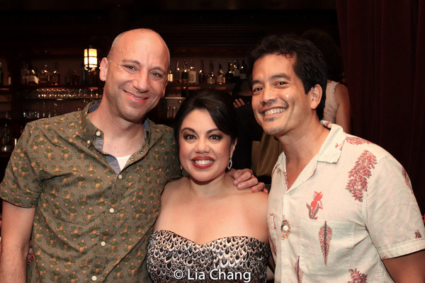 Photos: Maria-Christina Oliveras Makes Solo Cabaret Debut with THE GLORY OF LOVE Feinstein's/54 Below