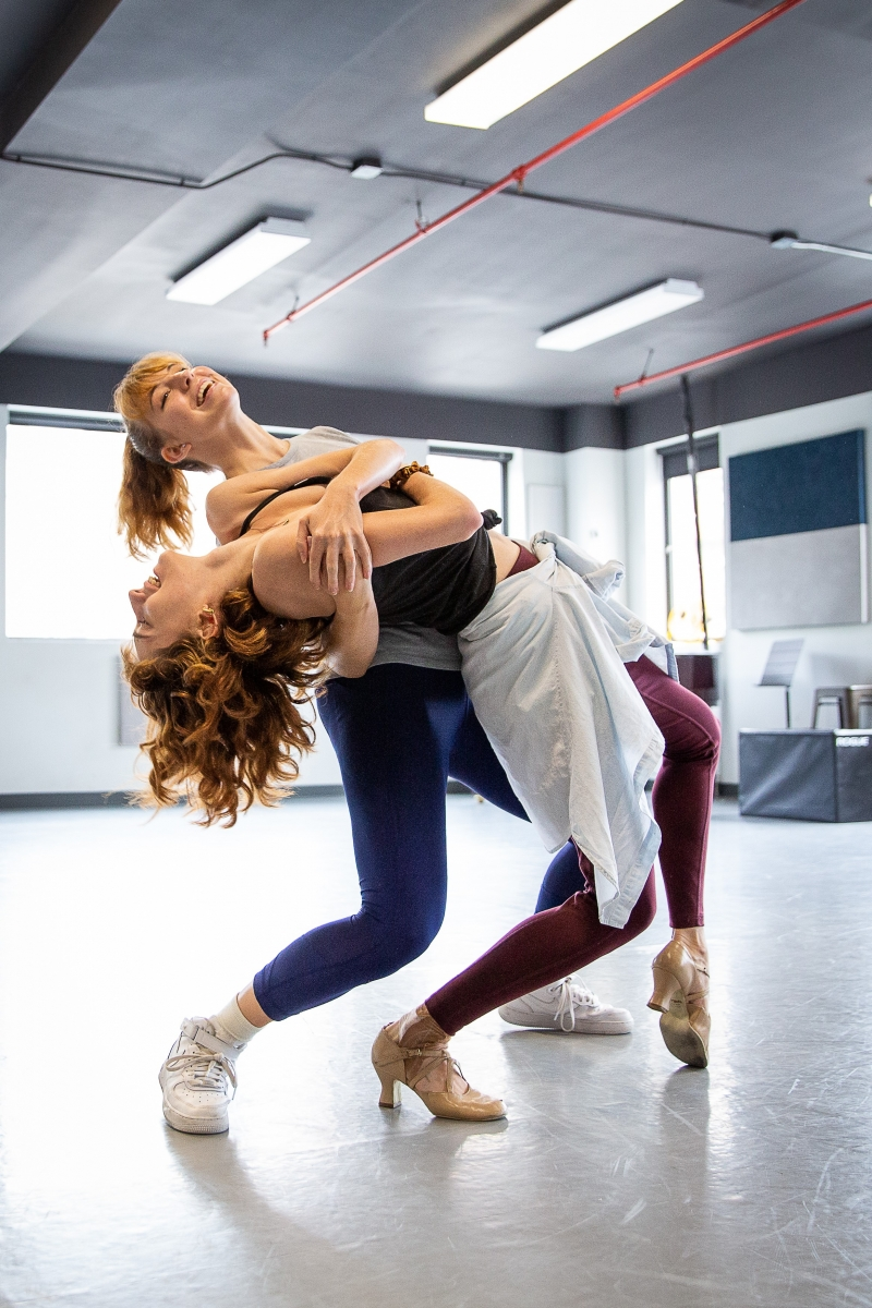 Student Blog: In the Studio with Dance Lab New York