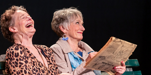 BWW Review: THE OLDEST PROFESSION at Profile Theatre Photo