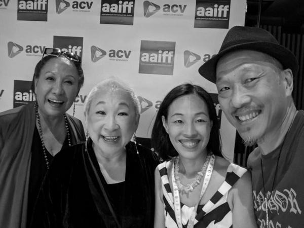 Jade Wu, Lori Tan Chinn, Lia Chang, Perry Yung Photo