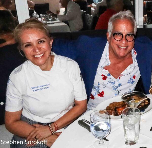 Photos: Jill & Rich Switzer Get Noticed at Table 26