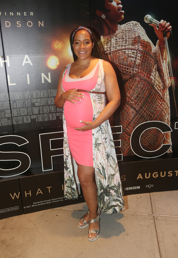 Photos: Broadway Stars Attend Industry Screening of RESPECT