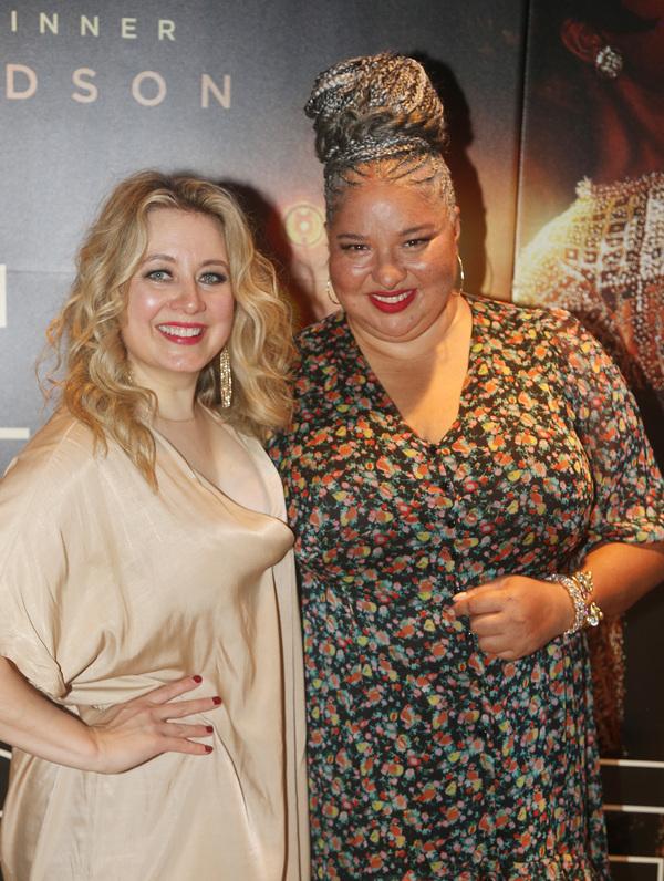 Jennifer Mudge and Liesl Tommy   Photo