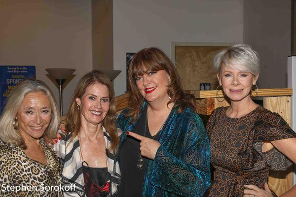 Eda Sorokoff, Kari Strand, Ann Hampton Callaway, Jill Switzer Photo