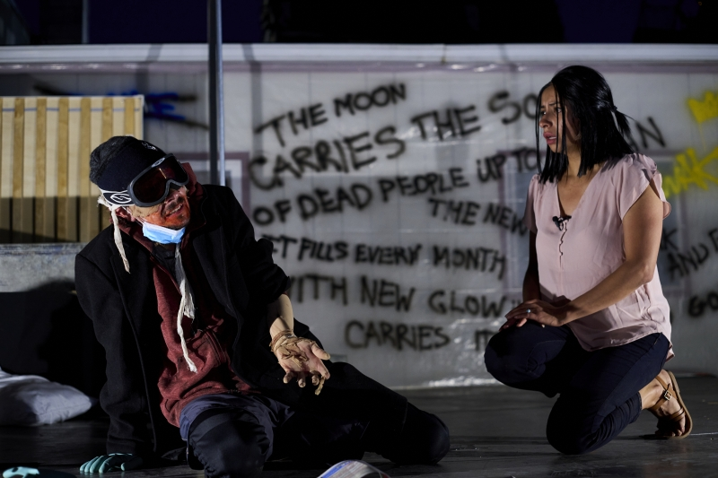 BWW Review: MARISOL from The Williams Project