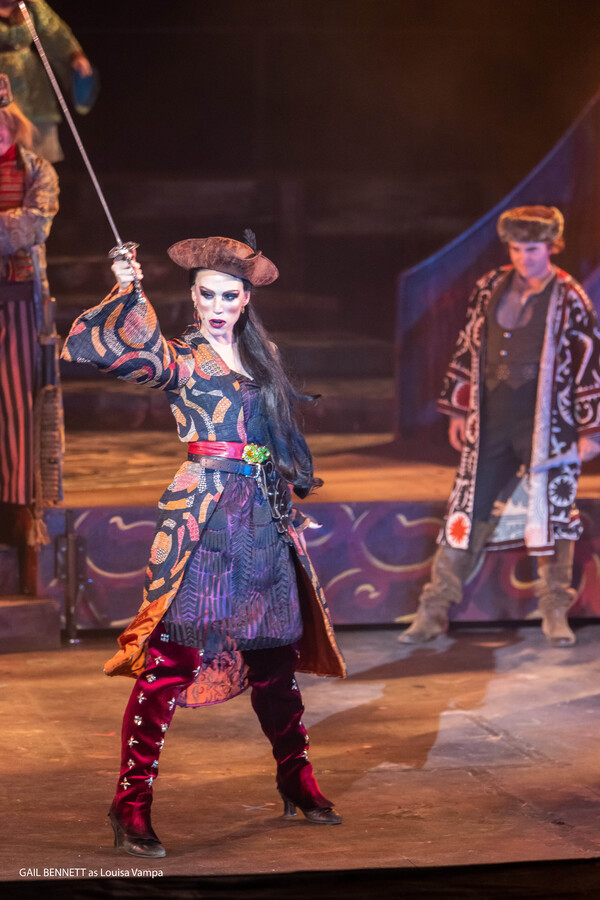 Photos: First Look at THE COUNT OF MONTE CRISTO at Tuacahn Amphitheatre