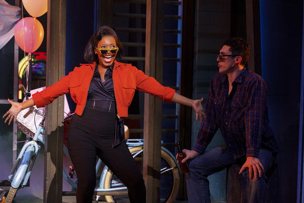 Photos: See Peter Andre, Dan Partridge, Georgia Louise & More in the UK Tour of GREASE