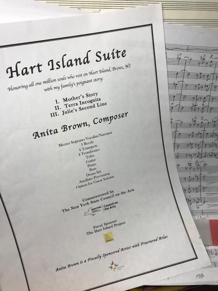 BWW Previews: HART ISLAND SUITE BY ANITA BROWN at Lyndhurst Mansion, Tarrytown