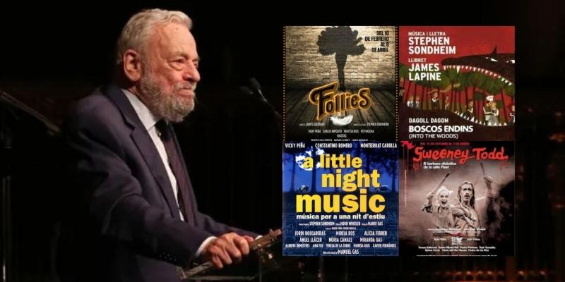 10 Musicales de Stephen Sondheim en España