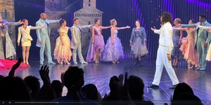 Watch CINDERELLA'S Opening Night Curtain Call! Video