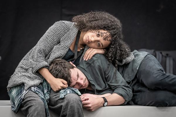 Siena Kelly and Oliver Johnstone Photo