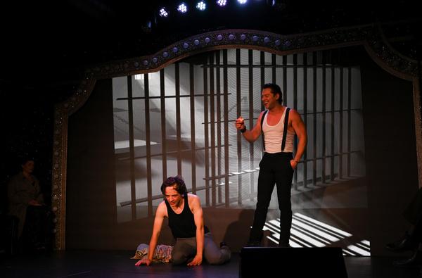 Photos: Go Inside Opening Night Of THE STRANGE AFFAIR OF HERSCHEL GRYNSPAN