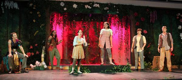 Photos: A MIDSUMMER NIGHT'S DREAM Opens at Cortland Repertory Theatre