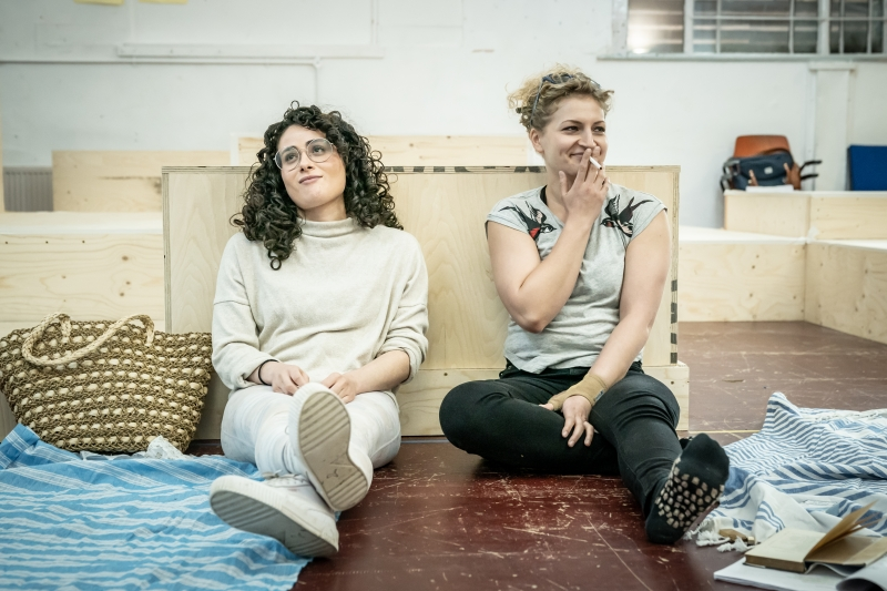 BWW Interview: Yasmin Paige chats ONCE UPON A TIME IN NAZI OCCUPIED TUNISIA at the Almeida Theatre