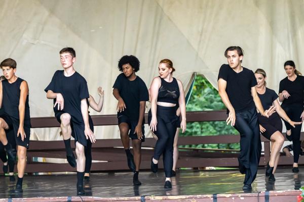 Photos: Inside New Vision Dance Company's #SAVETHEARTSII SHOWCASE