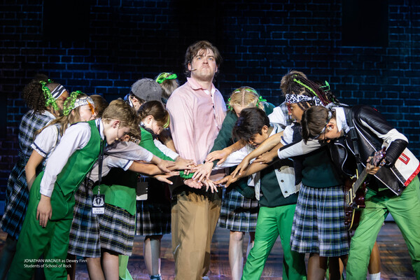 Photos: First Look at SCHOOL OF ROCK at Tuacahn Theatre