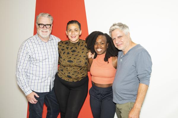 Jeffory Lawson, Patricia McGregor, Ngozi Anyanwu  & Neil Pepe Photo
