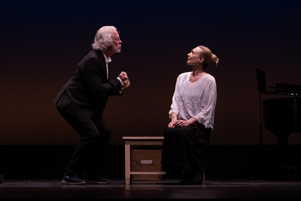 Terrence Mann and Dee Hoty  Photo