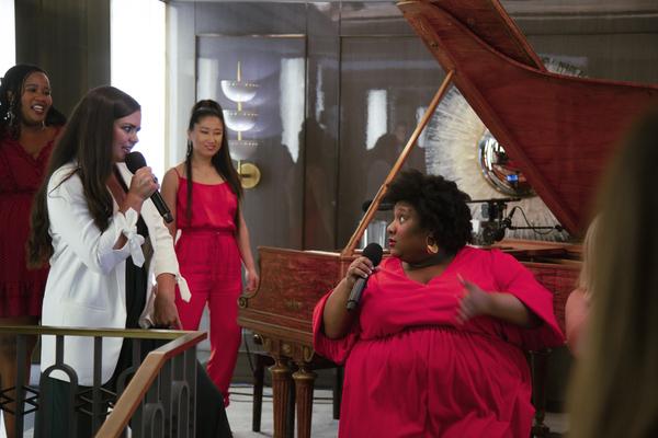Aneesa Folds, Ashley Perez Flanagan, Janet Noh, and Shamarah Hernandez Photo