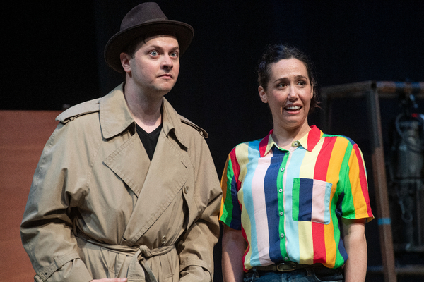 Photos & Video: Utah Shakespeare Festival Presents THE COMEDY OF TERRORS