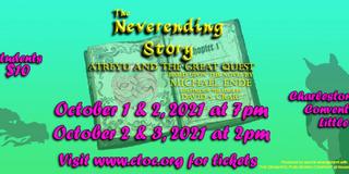 The Children's Theatre of Charleston Presents THE NEVERENDING STORY BEGINNING 9/30 Photo