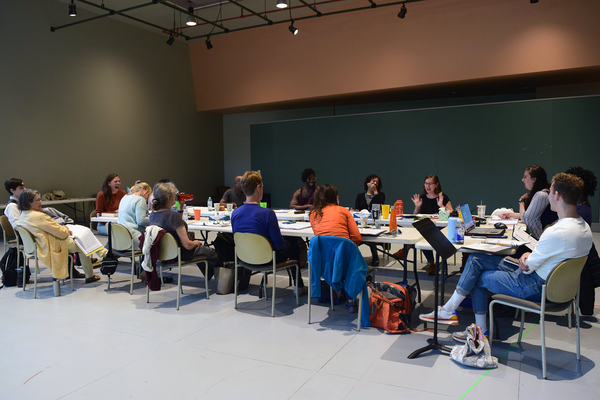 Photos: Inside Rehearsal For Shakespeare & Company's MEASURE FOR MEASURE
