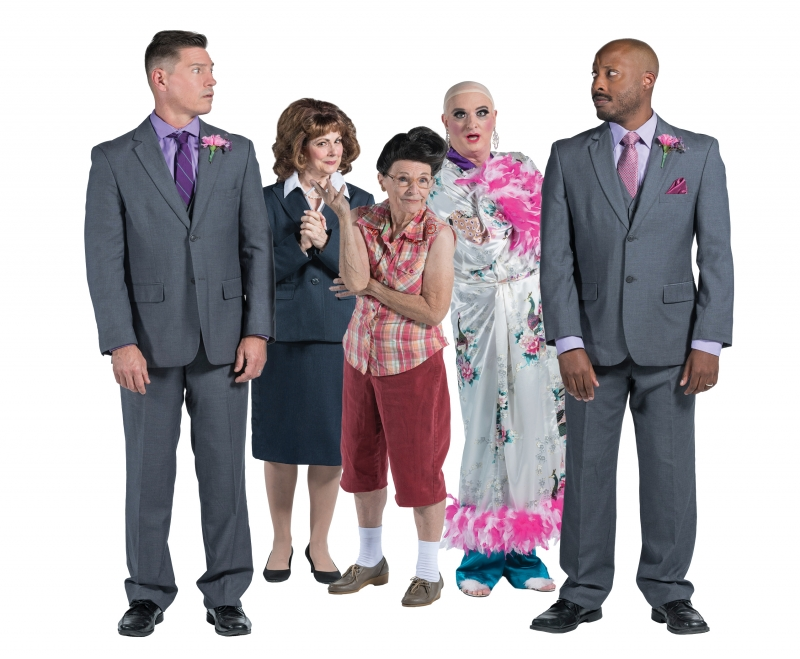 BWW Previews: A VERY SORDID WEDDING at Uptown Players