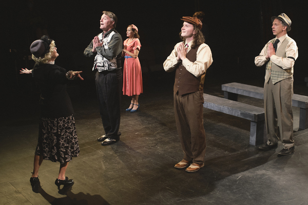 Photos: First Look at New Mexico Actors Lab's THE CRADLE WILL ROCK