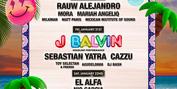 J Balvin Announces NEON Experience Cancun Photo
