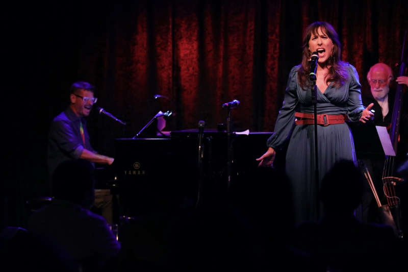 Photo Flash: August 31st THE LINEUP WITH SUSIE MOSHER  at Birdland Theater Showcased by Gene Reed AND Stewart Green