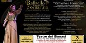 RAFFAELLO E LA LEGGENDA DELLA FORNARINA al TEATRO DEI GINNASI - COMUNICATO STAMPA Photo